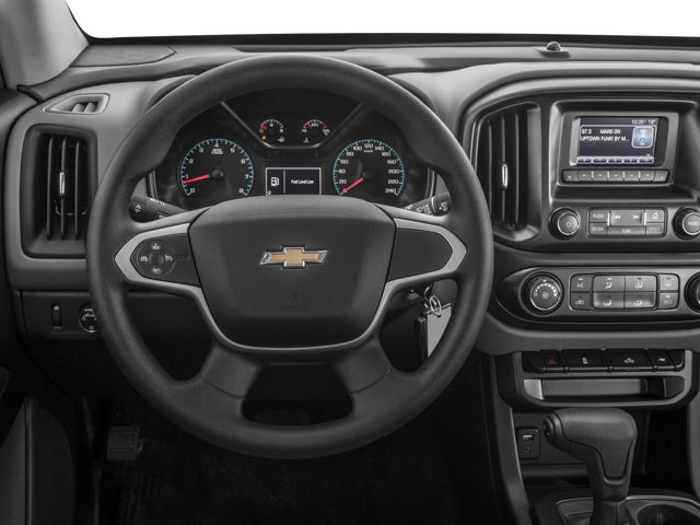 2017 Chevrolet Colorado Work Truck Indianapolis In Noblesville Carmel Westfield Indiana