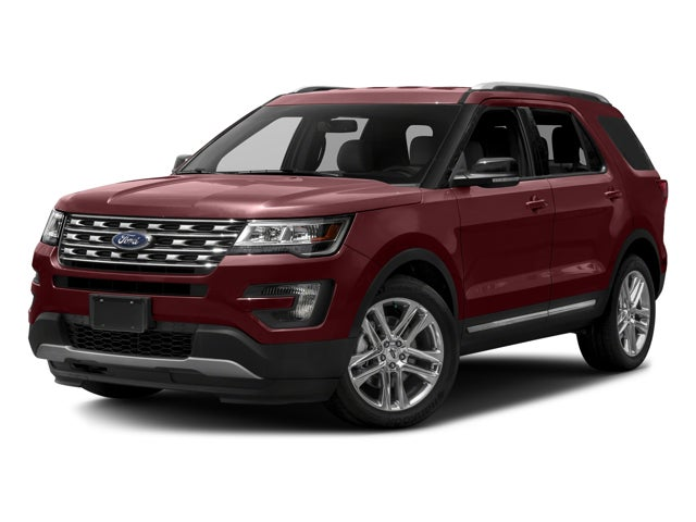 2016 Ford Explorer Xlt In Indianapolis Hare Truck Center