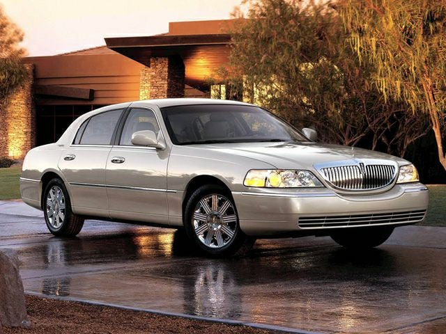 2007 Lincoln Town Car Signature Indianapolis In Noblesville Carmel